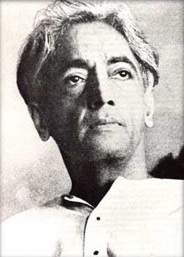 Jiddu Krishnamurti: Textos escogidos